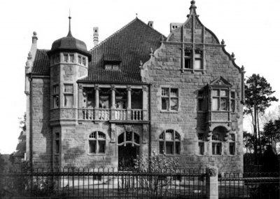Villa Noelle 1902 1903