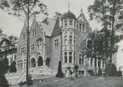 Villa Noelle Dianasee 1903