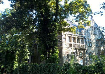 Villa Noelle Grunewald Seite