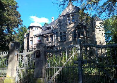 Villa Noelle Grunewald Vorn 1