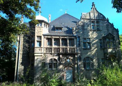 Villa Noelle Grunewald Vorn 2