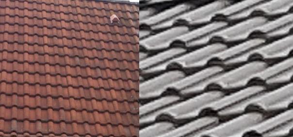 Erfahrung Dachbeschichtung vorher nachher